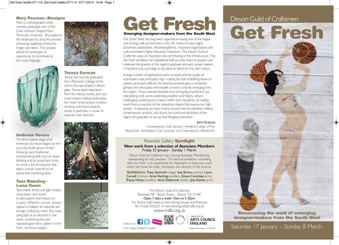 Get fresh leaflet 071114